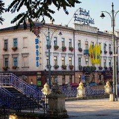Hotel Europejski бассейн