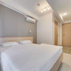 Гостиница Minima Aeroport комната для гостей фото 2