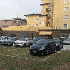 Отель Edelweiss Италия, Риччоне - отзывы, цены и фото номеров - забронировать отель Edelweiss онлайн парковка