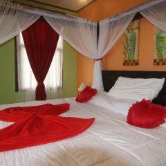 Отель Arenal Tropical Garden Эль-Кастильо детские мероприятия