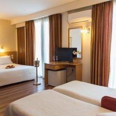 Golden City Hotel комната для гостей