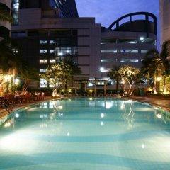 Отель Grand Diamond Suites Hotel Таиланд, Бангкок - отзывы, цены и фото номеров - забронировать отель Grand Diamond Suites Hotel онлайн бассейн фото 2