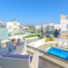 Отель Villa Imperial Кипр, Протарас - отзывы, цены и фото номеров - забронировать отель Villa Imperial онлайн бассейн фото 3