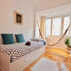 Отель Akicity Ourique Targa Португалия, Лиссабон - отзывы, цены и фото номеров - забронировать отель Akicity Ourique Targa онлайн комната для гостей фото 2