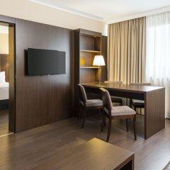 Отель NH Danube City Австрия, Вена - отзывы, цены и фото номеров - забронировать отель NH Danube City онлайн удобства в номере фото 2