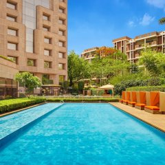 Itc Maurya, A Luxury Collection Hotel Нью-Дели бассейн фото 3