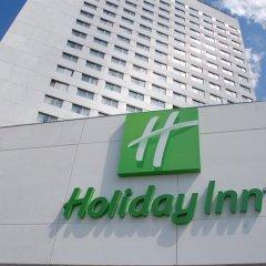Отель Holiday Inn Porto Gaia Вила-Нова-ди-Гая парковка