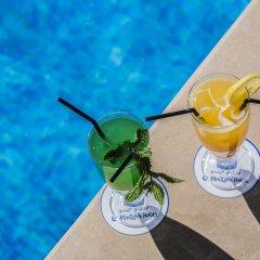 Отель El Minzah Hotel Марокко, Танжер - отзывы, цены и фото номеров - забронировать отель El Minzah Hotel онлайн бассейн