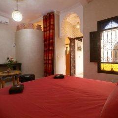 Отель Riad El Walida Марокко, Марракеш - отзывы, цены и фото номеров - забронировать отель Riad El Walida онлайн комната для гостей фото 5