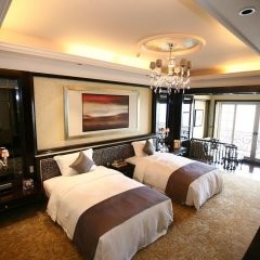 Отель Chateau Star River Guangzhou комната для гостей фото 5