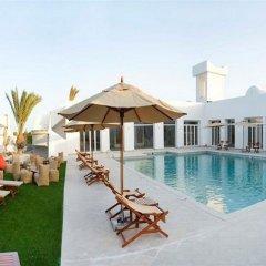 Отель Les Jardins De Toumana Тунис, Мидун - отзывы, цены и фото номеров - забронировать отель Les Jardins De Toumana онлайн бассейн фото 2