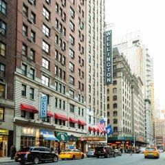 Отель Wellington Hotel США, Нью-Йорк - 10 отзывов об отеле, цены и фото номеров - забронировать отель Wellington Hotel онлайн фото 6