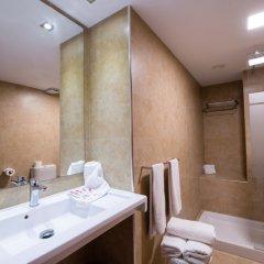 Отель Helios Mallorca Hotel & Apartments Испания, Кан Пастилья - отзывы, цены и фото номеров - забронировать отель Helios Mallorca Hotel & Apartments онлайн ванная