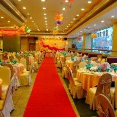 Отель Fuzhou Biz Hotel Китай, Чжуншань - отзывы, цены и фото номеров - забронировать отель Fuzhou Biz Hotel онлайн помещение для мероприятий