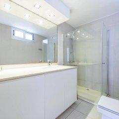Отель Villa Mermaid Кипр, Протарас - отзывы, цены и фото номеров - забронировать отель Villa Mermaid онлайн ванная