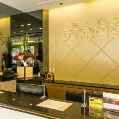 Parc Sovereign Hotel – Albert St гостиничный бар