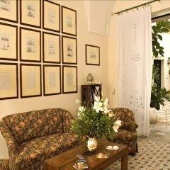 Отель B&B Palazzo Bernardini Лечче интерьер отеля