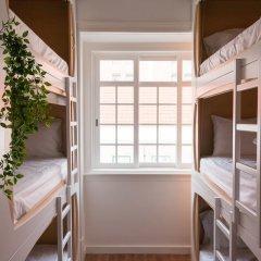 Отель The Mulberry Tree Lisbon Hostel Португалия, Лиссабон - отзывы, цены и фото номеров - забронировать отель The Mulberry Tree Lisbon Hostel онлайн комната для гостей