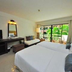 Отель Ramada by Wyndham Phuket Southsea 4* Стандартный номер разные типы кроватей фото 4