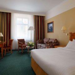 Гостиница Марриотт Москва Гранд комната для гостей фото 4