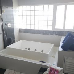 SC Hotel Playa del Carmen ванная