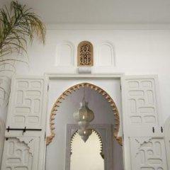 Отель Riad Senso Марокко, Рабат - отзывы, цены и фото номеров - забронировать отель Riad Senso онлайн интерьер отеля фото 3