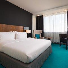 Гостиница Radisson Blu Belorusskaya комната для гостей