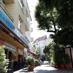 Апартаменты RockChair Apartment Blissestraße Берлин