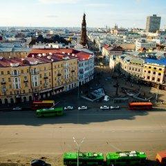 Гостиница Татарстан Казань городской автобус фото 3