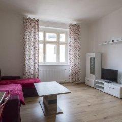 Апартаменты Downtown Apartments Prague комната для гостей