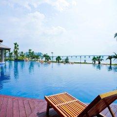 Отель Xiamen Jingmin North Bay Hotel Китай, Сямынь - отзывы, цены и фото номеров - забронировать отель Xiamen Jingmin North Bay Hotel онлайн бассейн