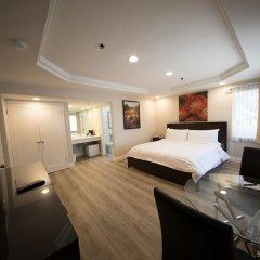 Отель Wilshire Crest Hotel Los Angeles США, Лос-Анджелес - отзывы, цены и фото номеров - забронировать отель Wilshire Crest Hotel Los Angeles онлайн комната для гостей фото 3