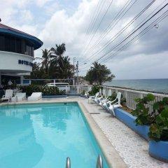 Отель On Vacation Blue Reef All Inclusive Колумбия, Сан-Андрес - отзывы, цены и фото номеров - забронировать отель On Vacation Blue Reef All Inclusive онлайн бассейн фото 3