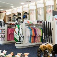 Отель Pattana Golf Club & Resort развлечения