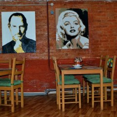Гостиница Pushkin Loft питание фото 2