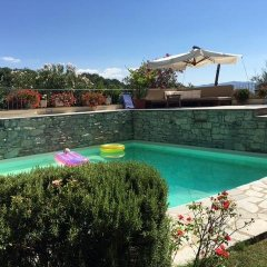 Отель Villamato Ареццо бассейн фото 2