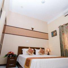 Dong A Hotel Ханой сейф в номере