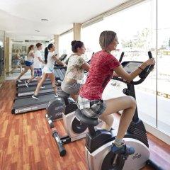 Отель SunConnect Grand Ideal Premium - All Inclusive фитнесс-зал