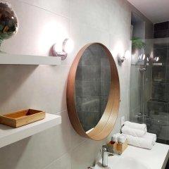 Отель Art Galery Сербия, Белград - отзывы, цены и фото номеров - забронировать отель Art Galery онлайн ванная