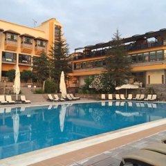Ulasan Hotel бассейн