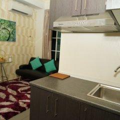 Отель Batuta Maldives Surf View Guest House Мале в номере