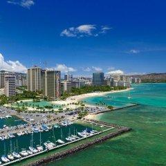 Ilikai Hotel & Luxury Suites пляж фото 3