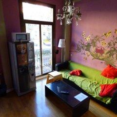Отель Hostal Paraiso Барселона комната для гостей фото 2