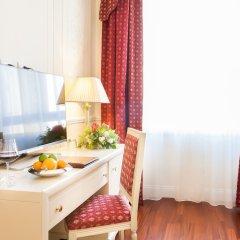 Radisson Blu GHR Hotel, Rome удобства в номере фото 2