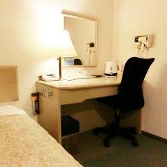 Отель GreenHotel Kitakami Япония, Китаками - отзывы, цены и фото номеров - забронировать отель GreenHotel Kitakami онлайн удобства в номере фото 2