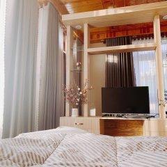 Отель Dalat CASA удобства в номере