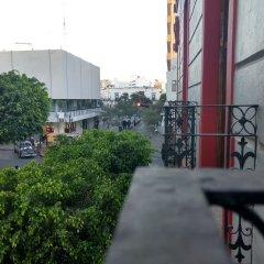 Отель Don Quijote Plaza Мексика, Гвадалахара - отзывы, цены и фото номеров - забронировать отель Don Quijote Plaza онлайн балкон