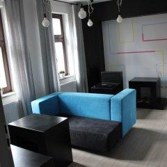 Отель Soda Hostel & Apartments Польша, Познань - отзывы, цены и фото номеров - забронировать отель Soda Hostel & Apartments онлайн комната для гостей фото 3