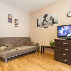 Апартаменты Comfort Apartment Budapeshtskaya 7 Санкт-Петербург комната для гостей фото 5