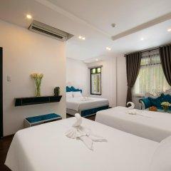 Hoian Nostalgia Hotel & Spa комната для гостей